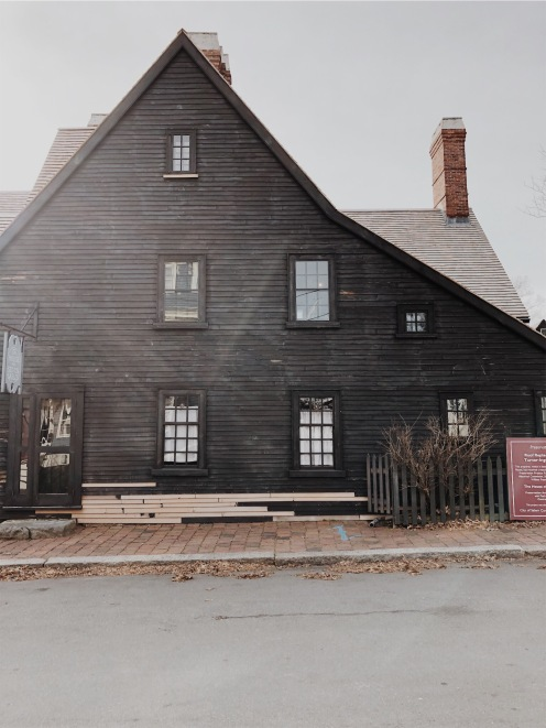 House of the 7 Gables